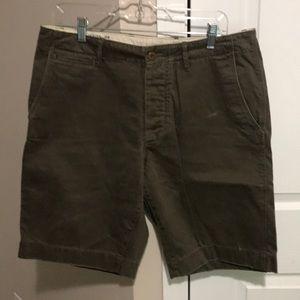 Men's J.crew shorts